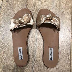 Women's Steve Madden Bow Sandals